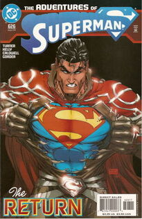 The Adventures of Superman 626