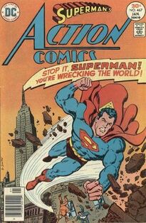 Action Comics Issue 467