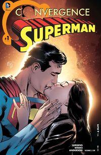 Convergence Superman Vol 1 1