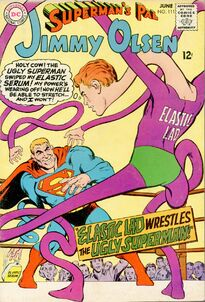 Supermans Pal Jimmy Olsen 111