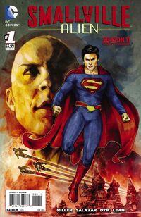 Smallville Season 11 Alien Vol 1 1