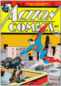 Action Comics Issue 28