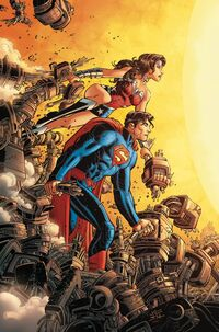 Superman-Wonder Woman TPB 05 A Savage End