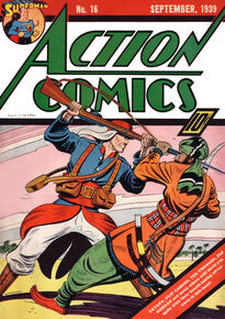 Action Comics Issue 16
