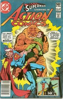 Action Comics Issue 523