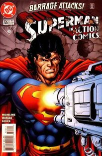 Action Comics Issue 726