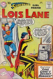 Supermans Girlfriend Lois Lane 014