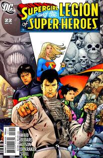 Supergirl Legion 22
