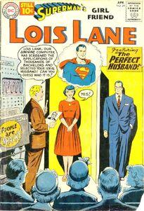 Supermans Girlfriend Lois Lane 024