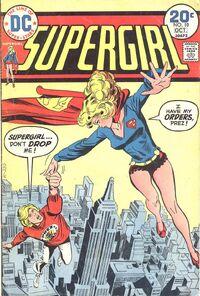 Supergirl 1972 10