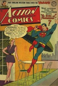 Action Comics Issue 163