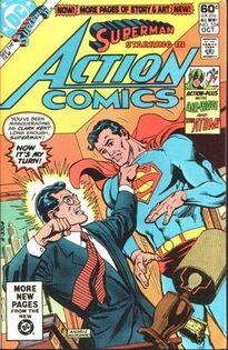 Action Comics Issue 524