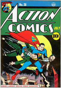 Action Comics Issue 26