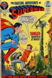 Superman Vol 1 246