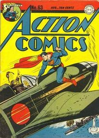 Action Comics Issue 63