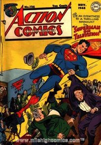 Action Comics Issue 126