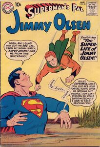 Supermans Pal Jimmy Olsen 050
