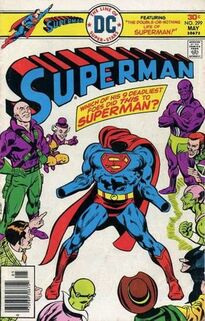 Superman Vol 1 299