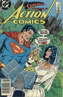Action Comics Issue 567