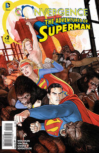 Convergence Adventures of Superman Vol 1 2