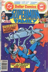 Superman Family 191