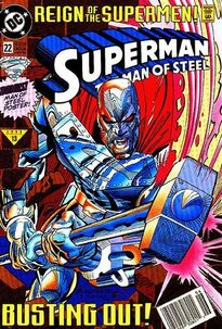 Superman Man of Steel 22