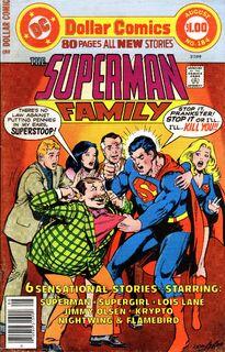 Superman Family 184