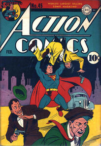 Action Comics Issue 45