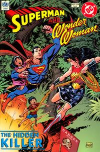 Superman Wonder Woman Unicef The Hidden Killer