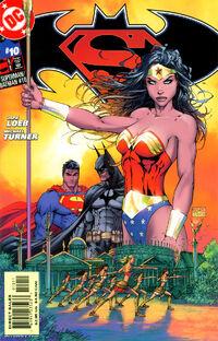 Superman-Batman 10 variant