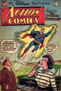 Action Comics Issue 188