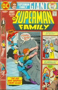 Superman Family 170