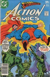 Action Comics Issue 477