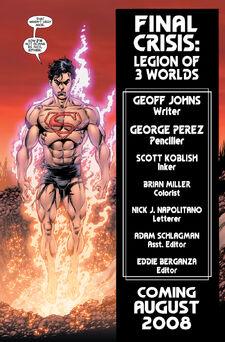 Legion of Three Worlds