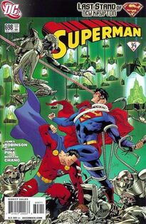 Superman Vol 1 698