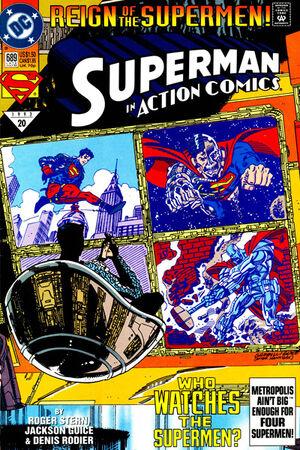Action Comics 689