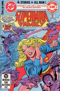 Superman Family 222