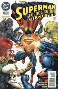 Action Comics Issue 730