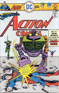 Action Comics Issue 455