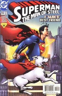 Superman Man of Steel 112