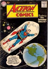 Action Comics Issue 229