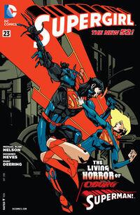 Supergirl 2011 23