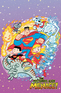 Superman Family Adventures 08