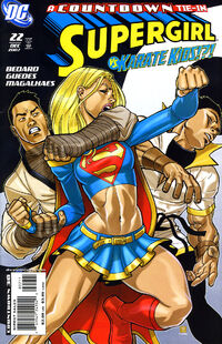 Supergirl 2005 22