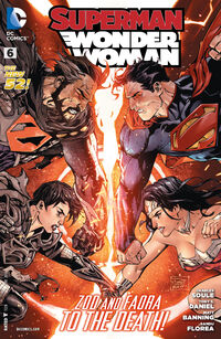 Superman-Wonder Woman 06