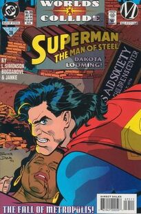 Superman Man of Steel 35