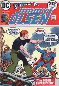 Supermans Pal Jimmy Olsen 161