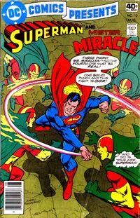DC Comics Presents 012