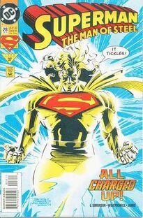 Superman Man of Steel 28