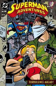 Superman Adventures 36